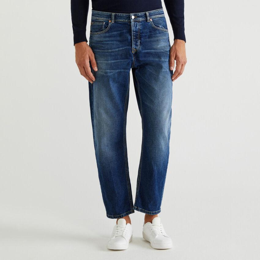 Jeans aspect vécu
