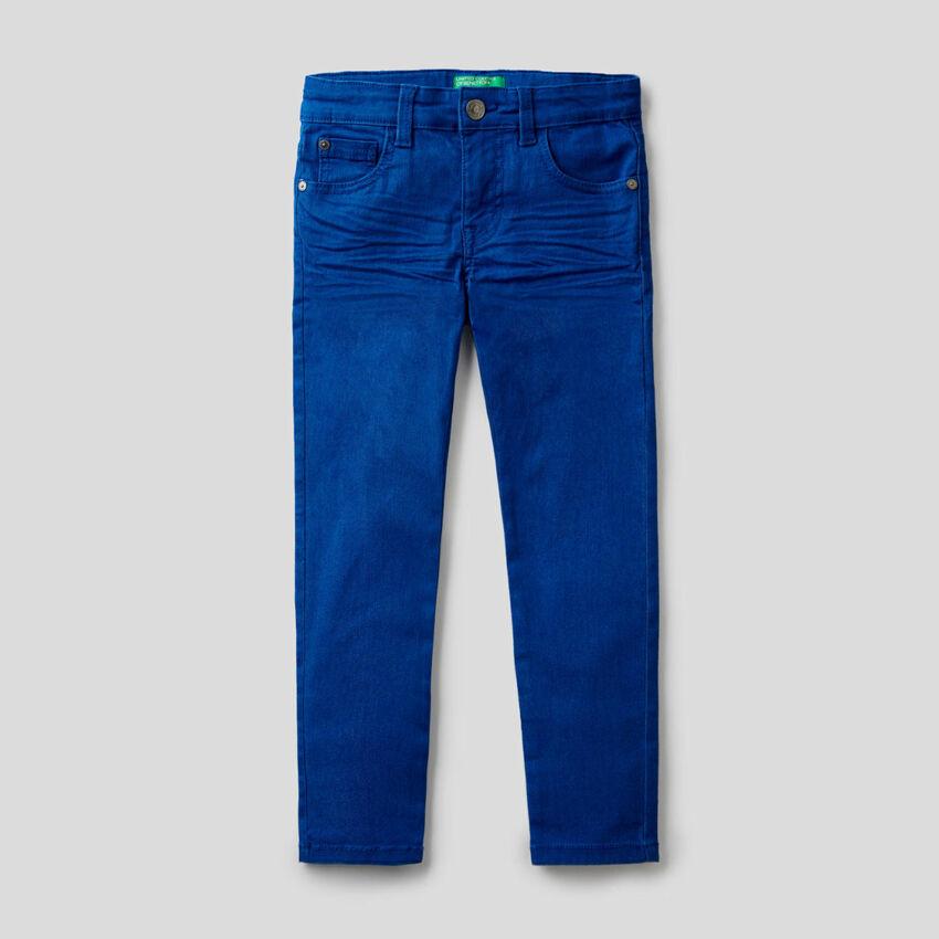 Pantalon skinny cinq poches