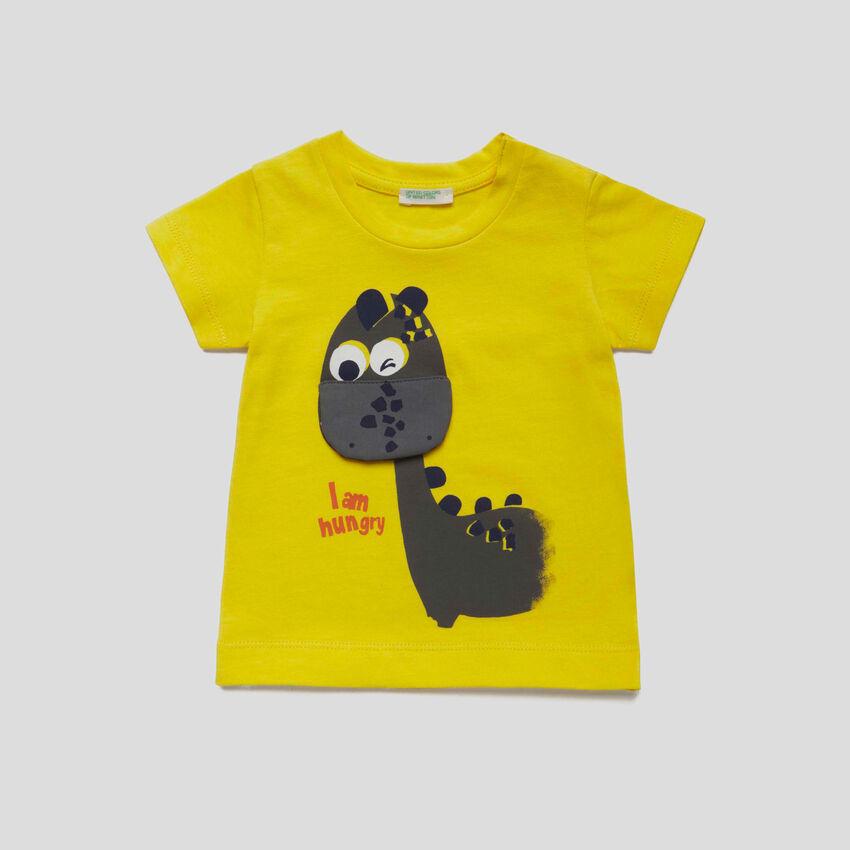 T-shirt avec détail décoratif
