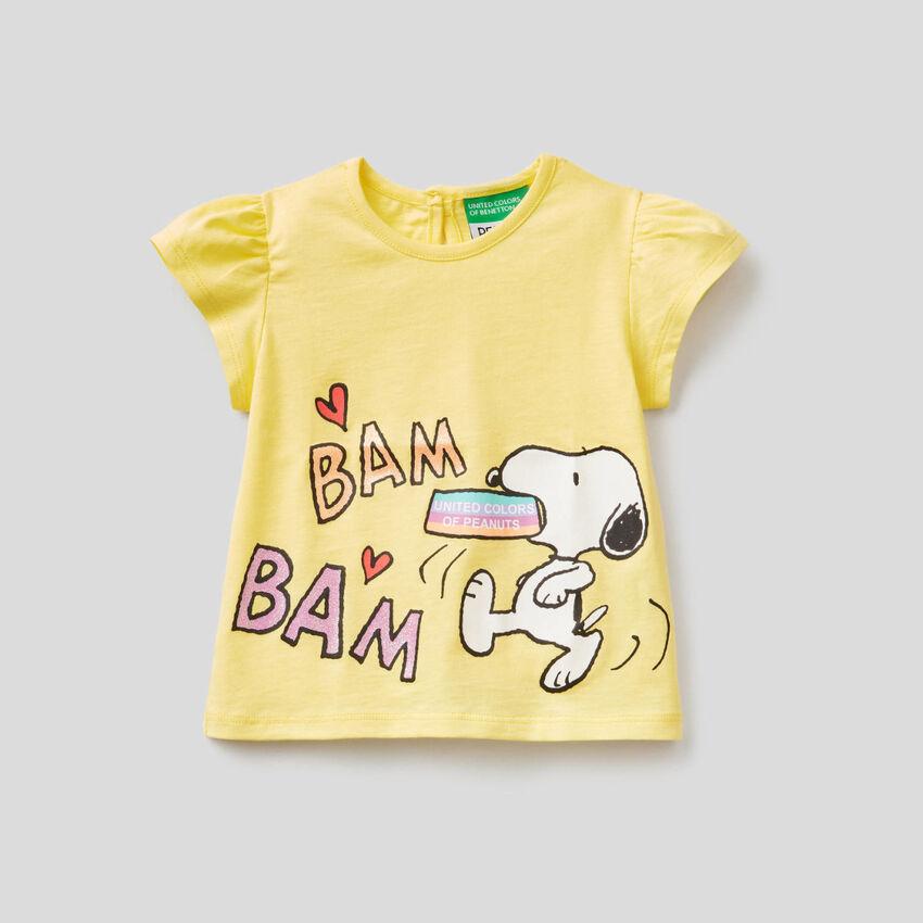 T-shirt avec imprimé Peanuts