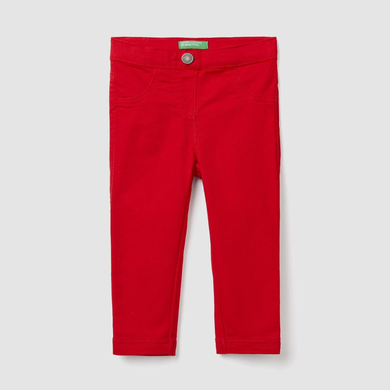 Pantalon stretch