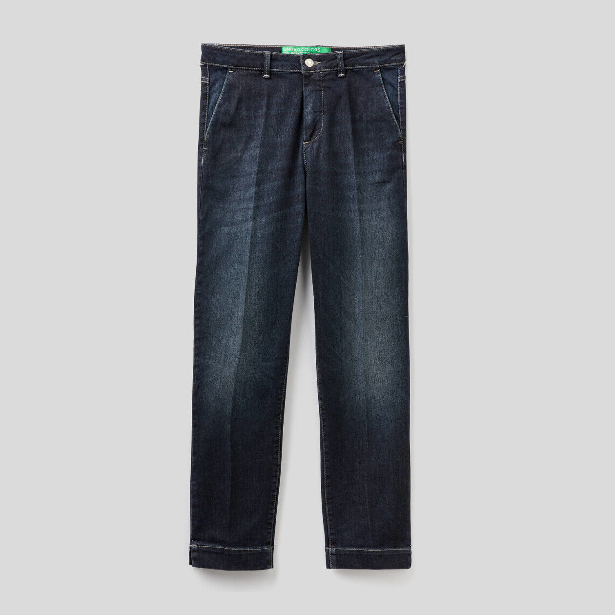 Jeans chino coupe slim