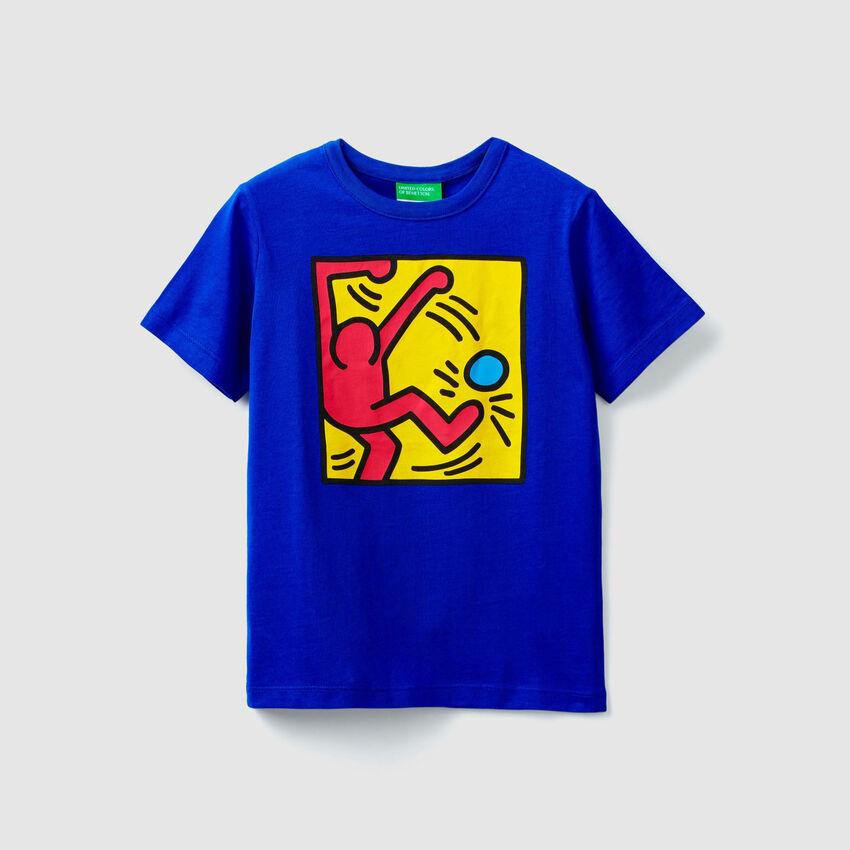 "T-shirt ""Keith Haring"" unisexe"