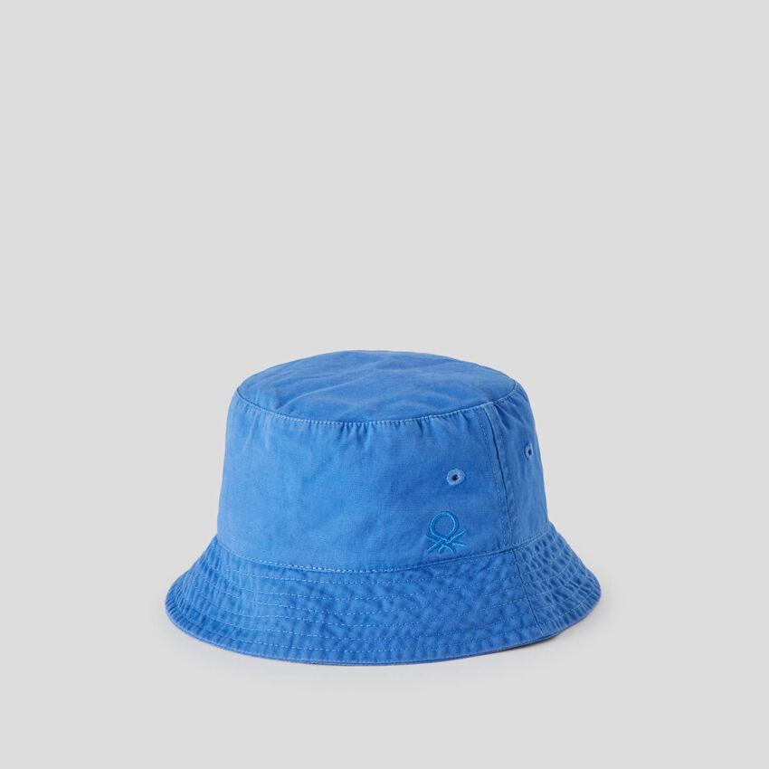 Chapeau de pêcheur à logo
