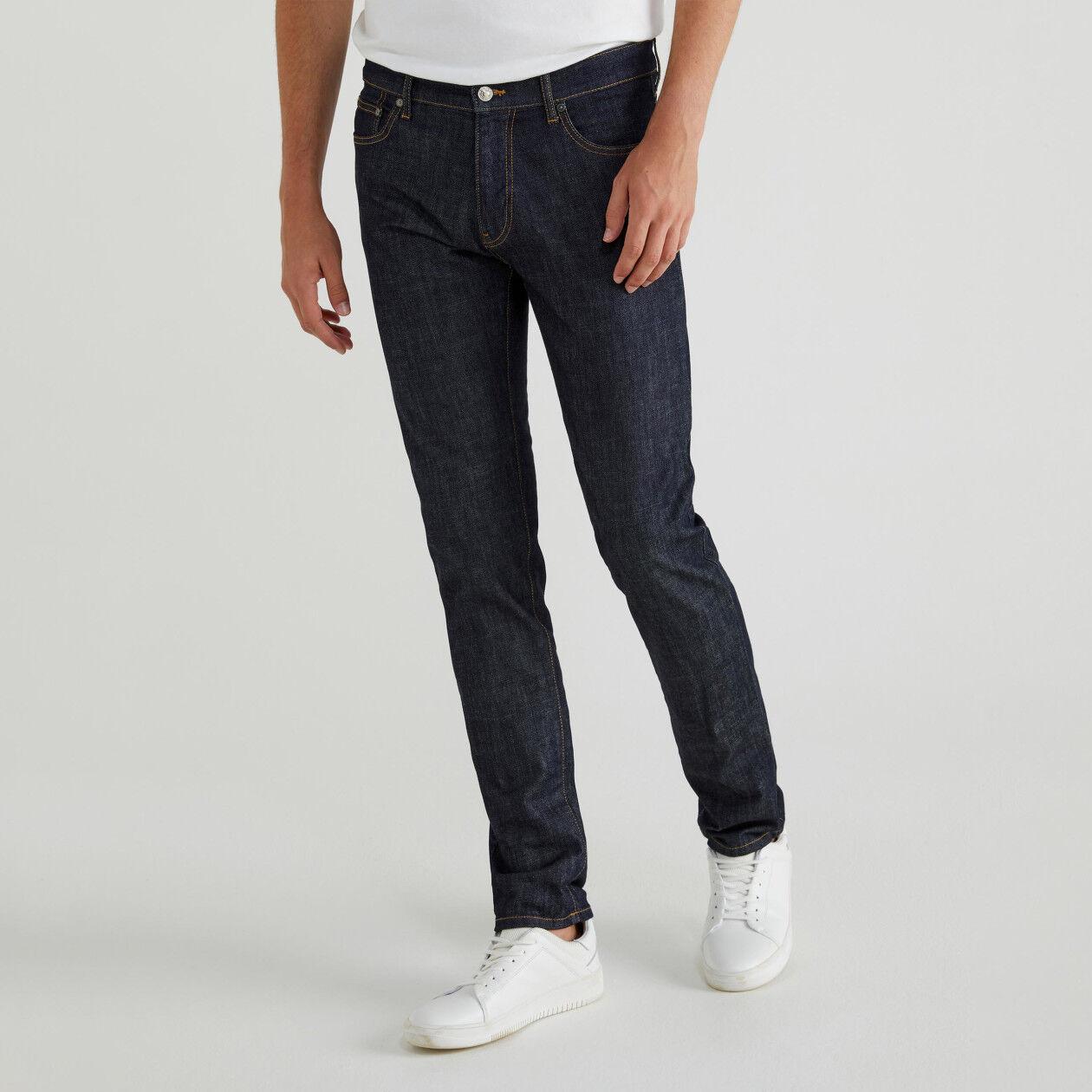 Jeans cinq poches
