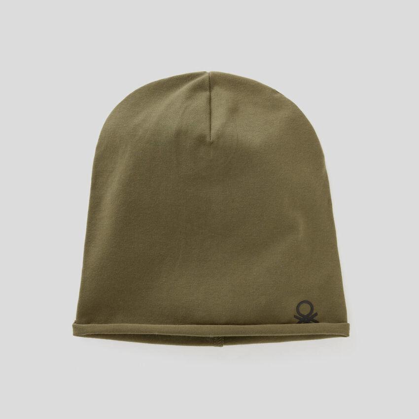 Bonnet en jersey 100% coton
