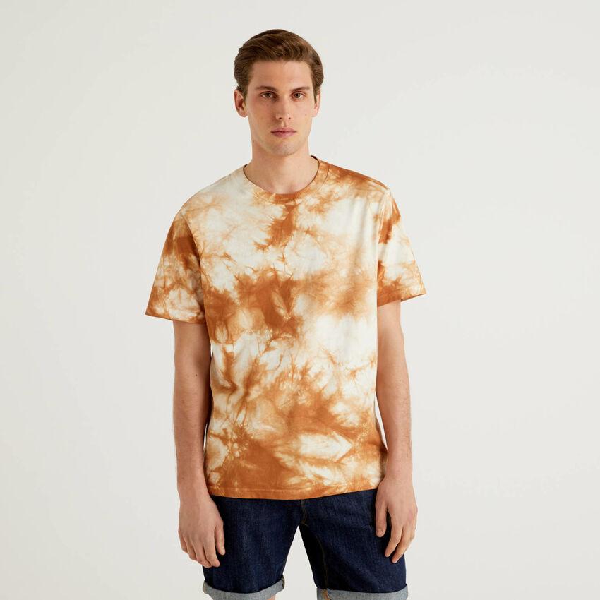 T-shirt effet dégradé