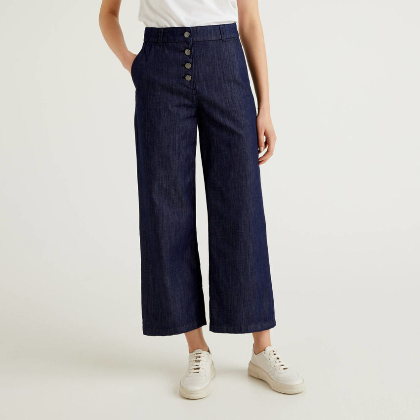 Pantalon en jeans léger
