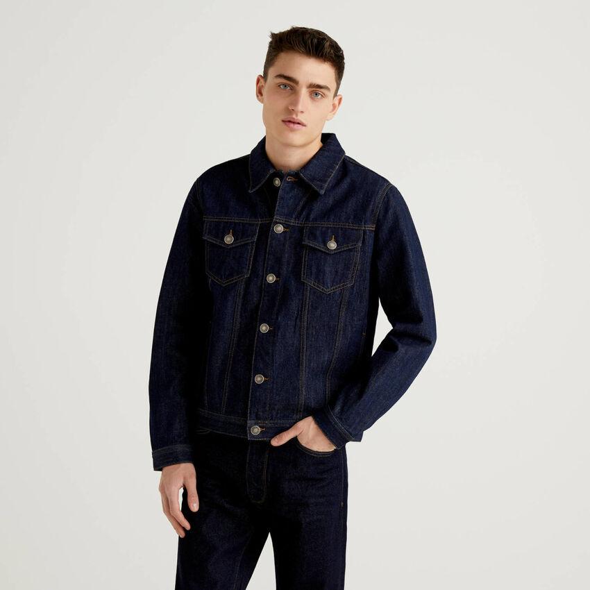 Blouson en jeans 100% coton