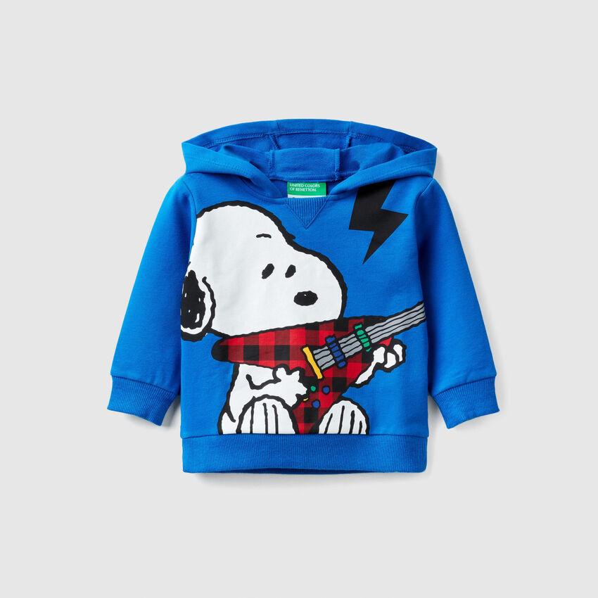 "Sweat ""Snoopy"" avec capuche"