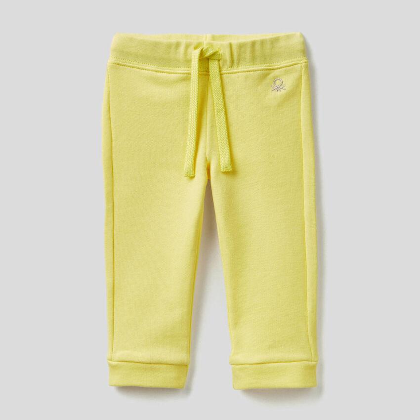 Pantalon de jogging à cordon de serrage