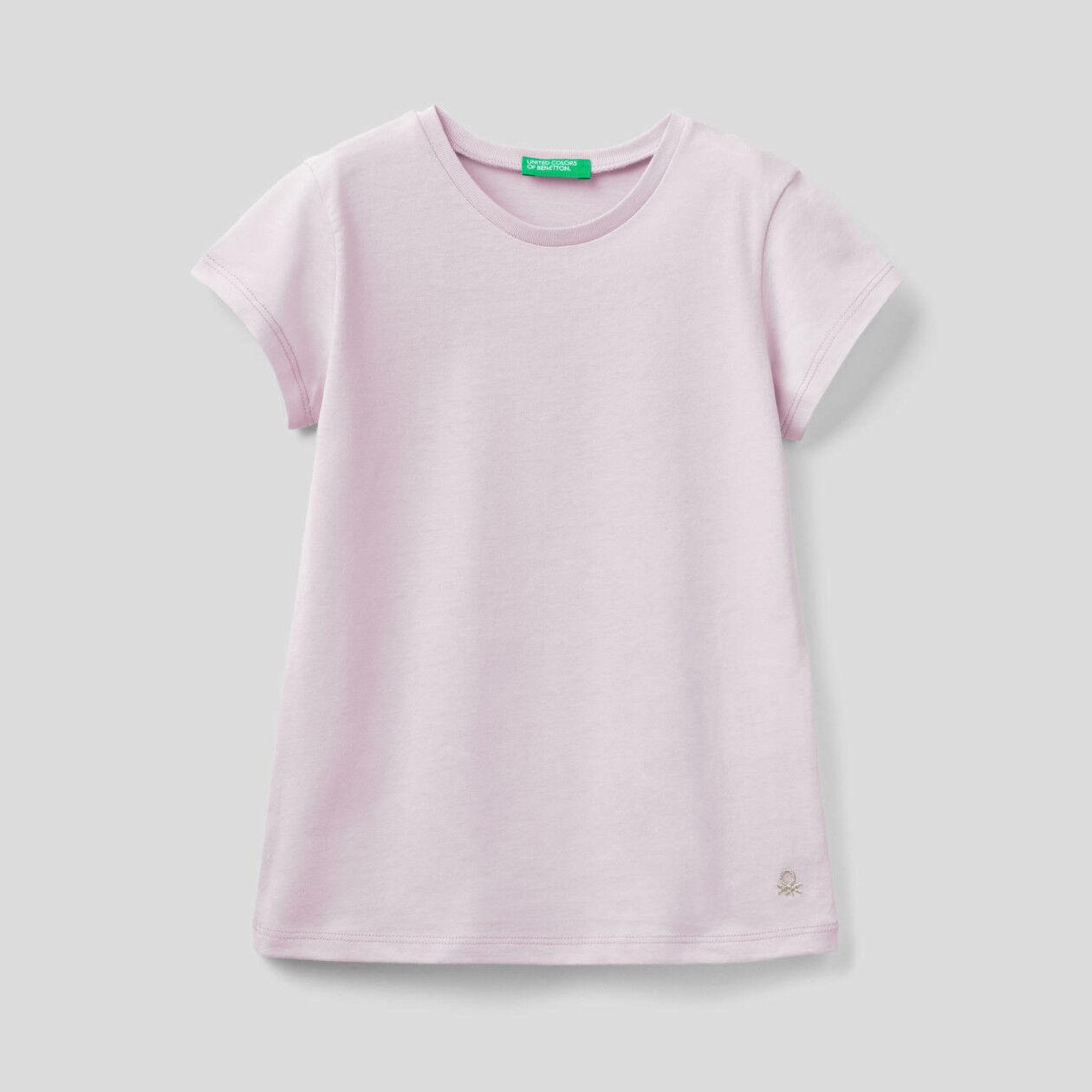 T-shirt en coton biologique