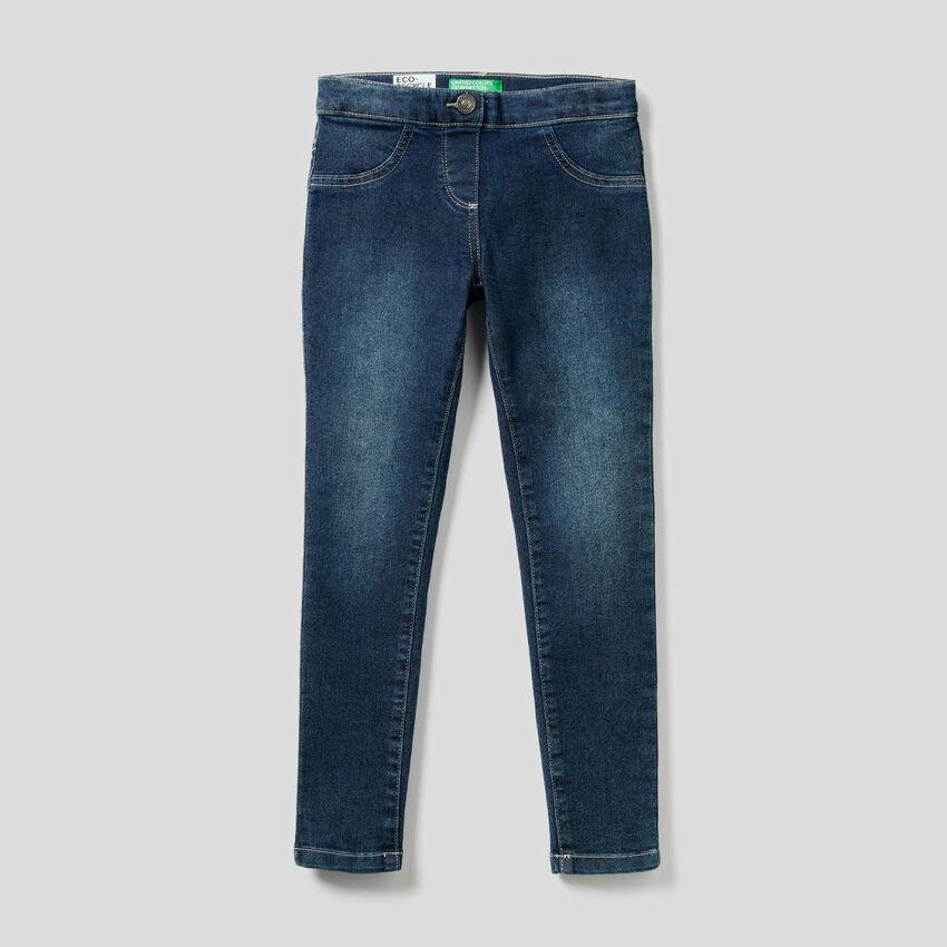 "Jeans en denim ""Eco-Recycle"""