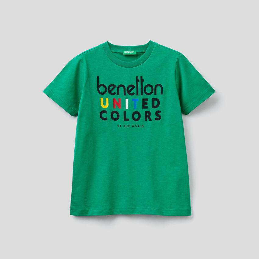 T-shirt 100% coton bio
