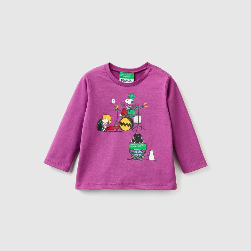 """T-shirt avec imprimé """"Snoopy"""""""