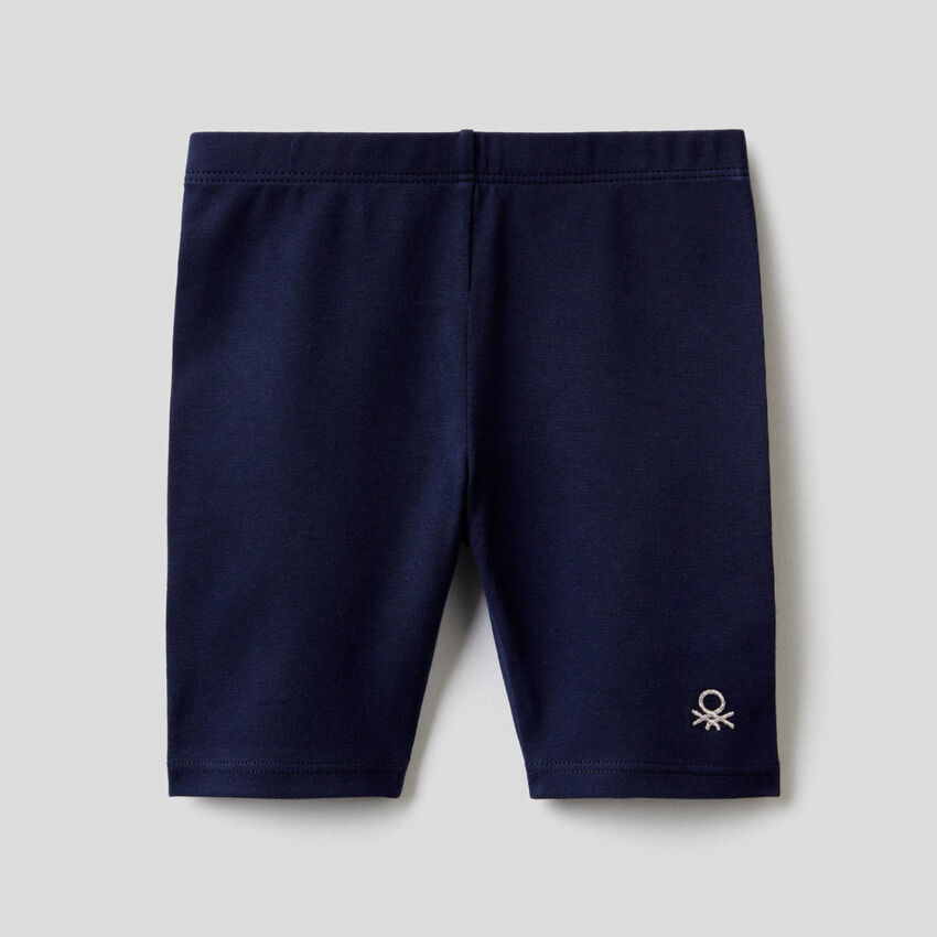 Legging en coton stretch