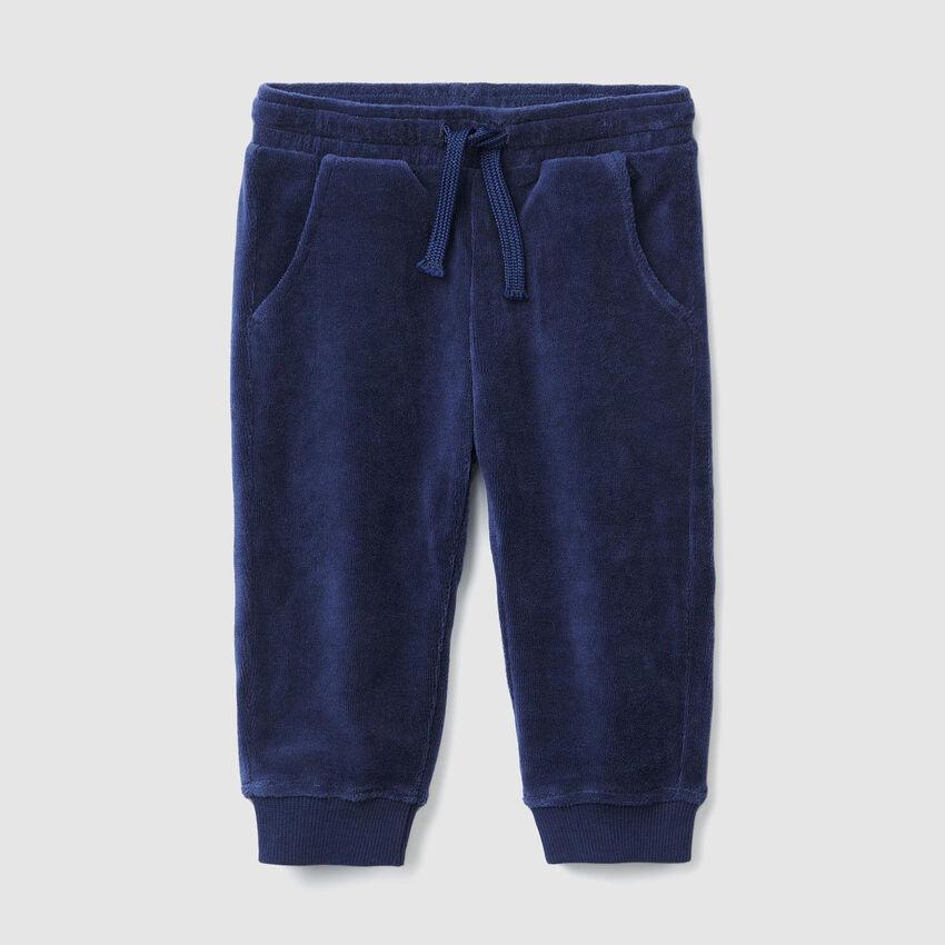 Pantalon en chenille