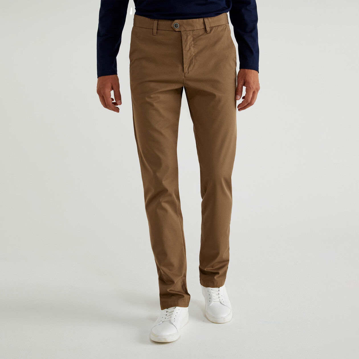 Chino stretch coupe slim