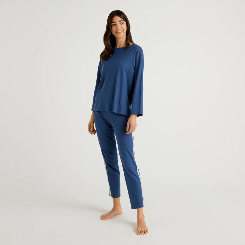 Pyjama en pur coton