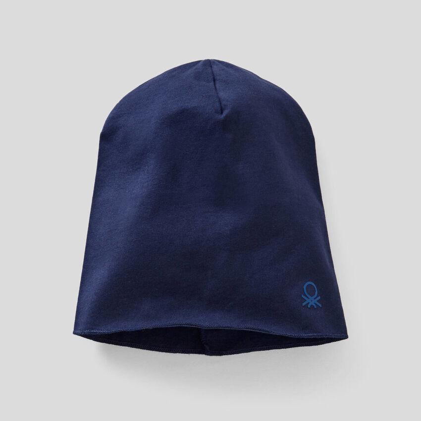 Bonnet en jersey de coton stretch