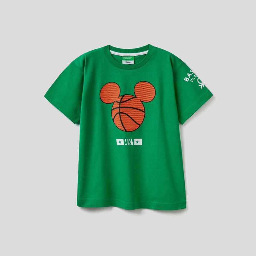T-shirt avec imprimé Disney