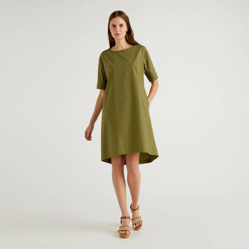 Robe large en 100% coton