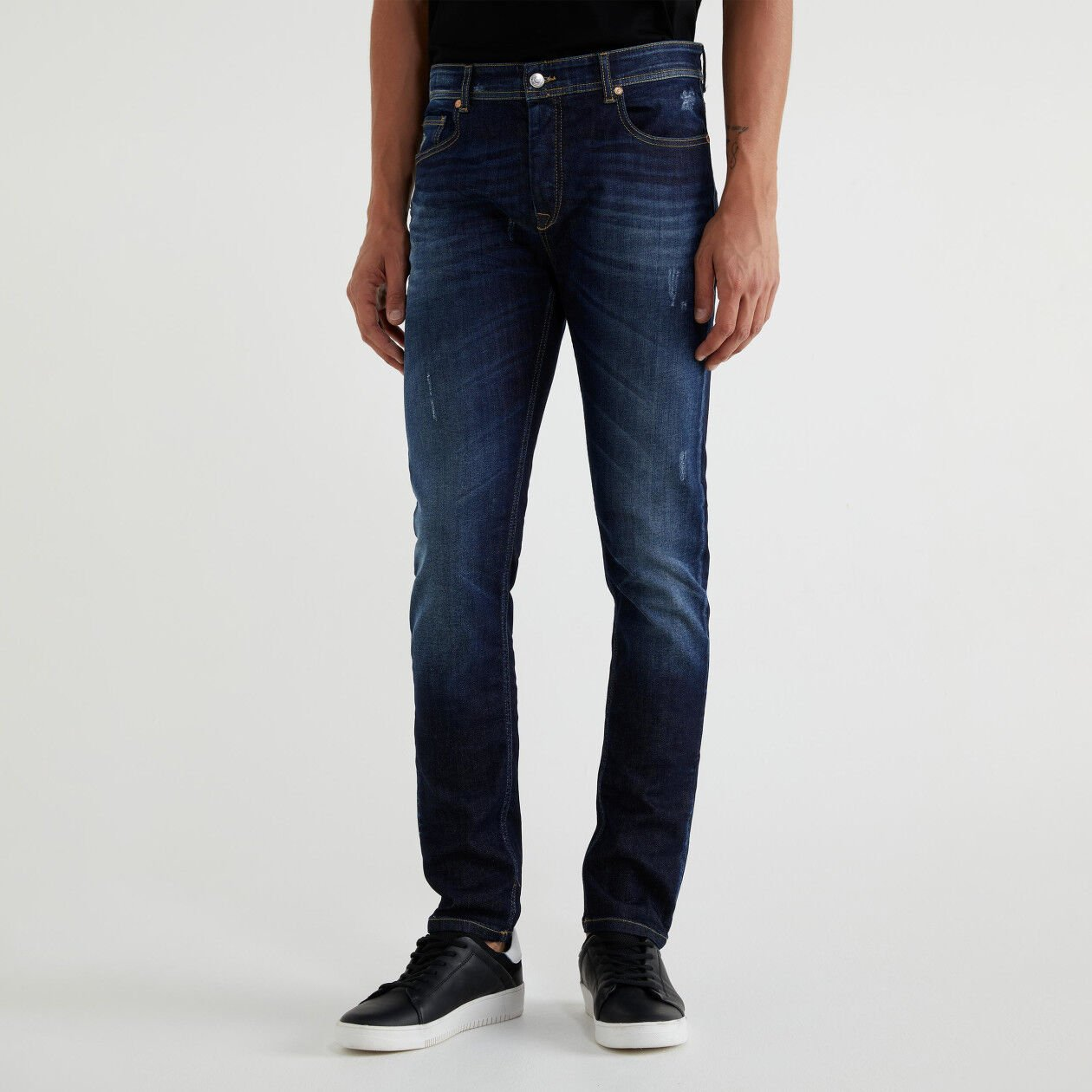 Jeans coupe skinny