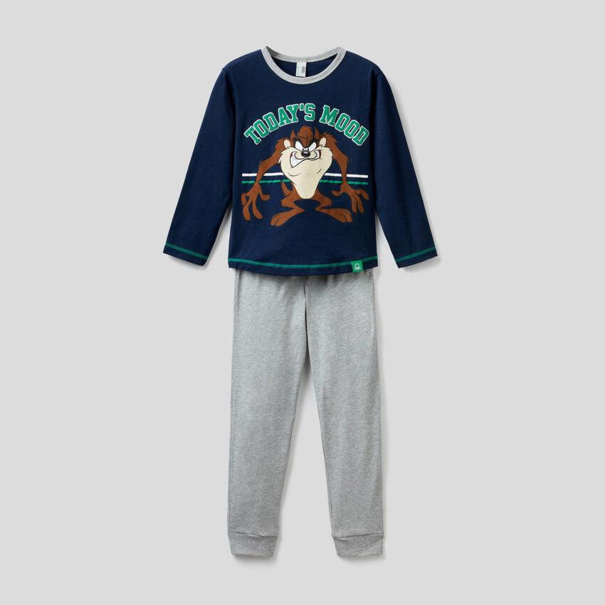 Pyjama avec imprimé Looney Tunes