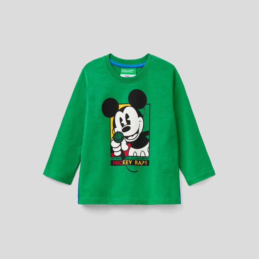 T-shirt Mickey 100% coton